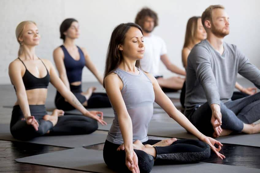 Yoga in Erftstadt